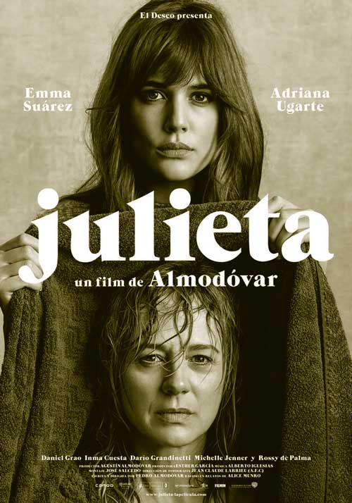 Cartel del film Julieta