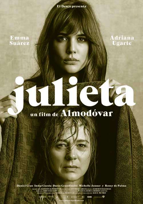 Cartel del film Julieta