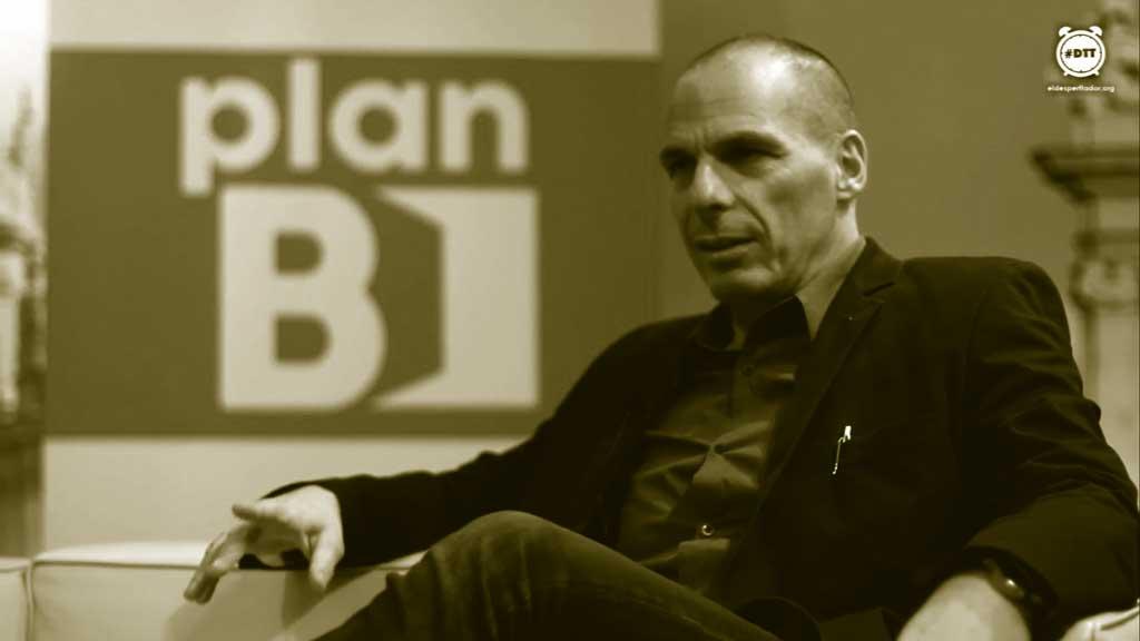 Varufakis y el plan b