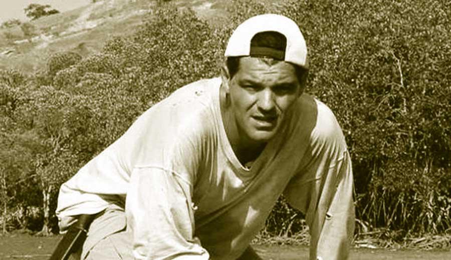 foto del presentador Frak Cuesta