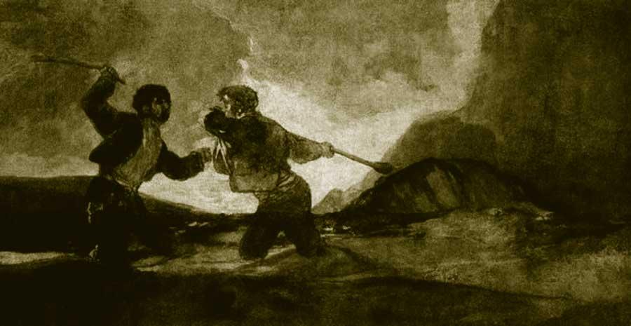 Cuadro de Francisco de Goya