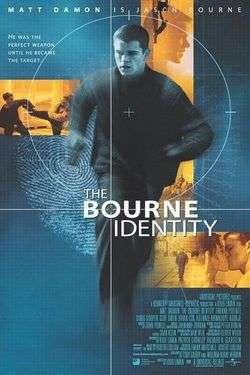 El Caso Bourne. 8 de noviembre de 2002