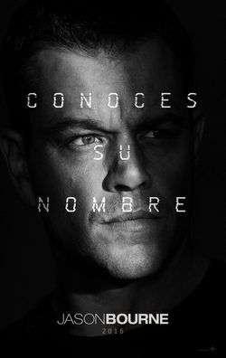 Jason Bourne 29 de julio de 2015