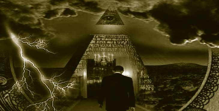 la piramide y el masón