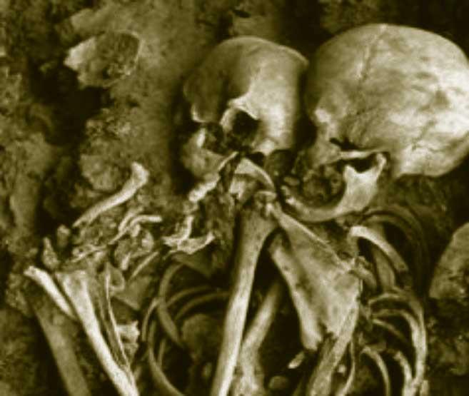 esqueletos muerte a manos de los franquistas