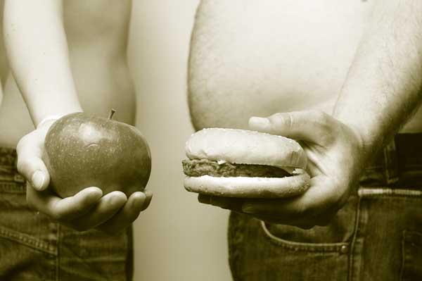 obesidad y hábitos alimenticios