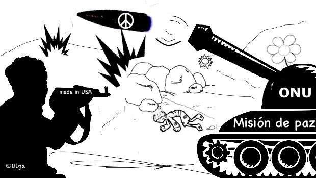 LAS MISIONES DE PAZ DE LA ONU