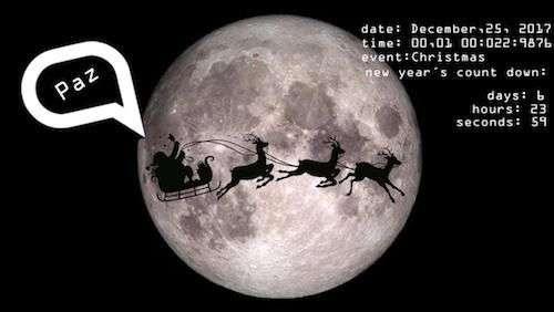 Luna Llena Navidad