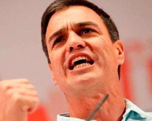 Moción Censura Pedro Sánchez