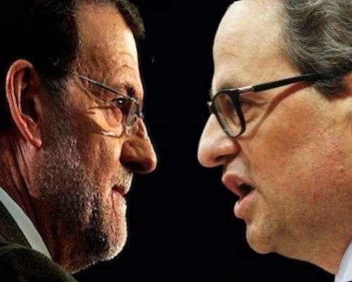 Rajoy Quim Torras
