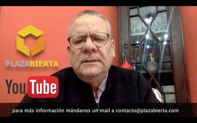 PRESENTACIÓN CANAL YOUTUBE DE PLAZABIERTA