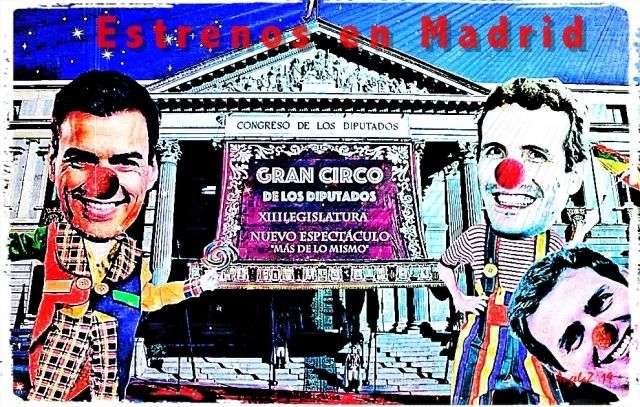 ESTRENOS EN MADRID