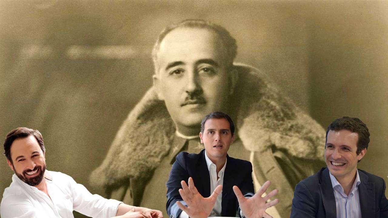 "LA FARSA IDEOLÓGICA DE ALBERT RIVERA. EL ""TRIFACHITO» CABALGA A SUS ANCHAS"