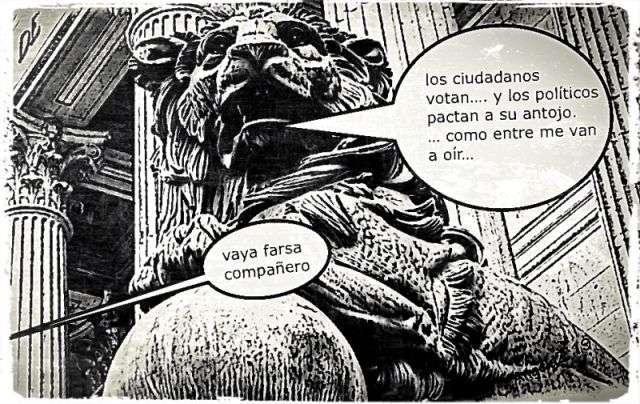 LOS FARFULLEROS DE LA POLÍTICA (2ª parte)