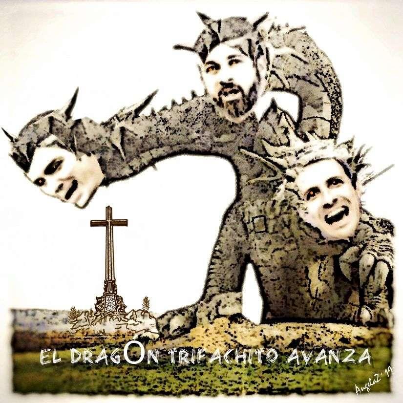 EL DRAGON TRIFACHITO AVANZA