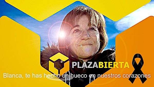 BLANCHA FERNÁNDEZ OCHOA. UN HUECO EN NUESTROS CORAZONES
