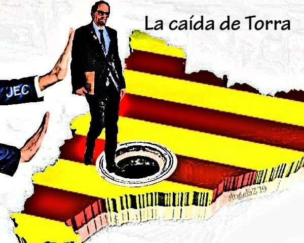 LA CAIDA DE TORRA