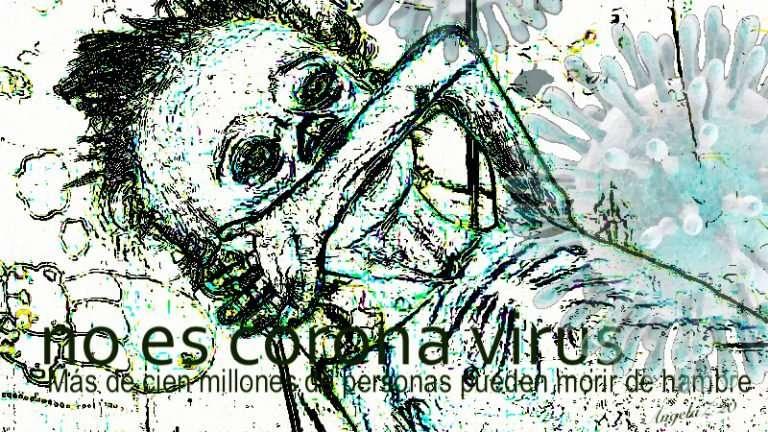 NO ES EL CORONAVIRUS (viñeta)