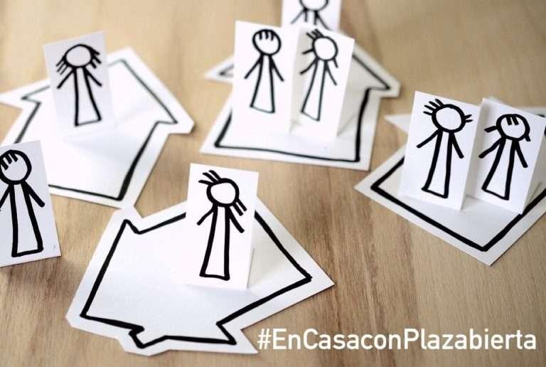 ESPECIAL #EnCasaconPlazabierta