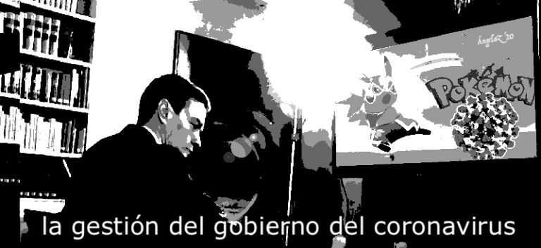 LA GESTIÓN DEL GOBIERNO (viñeta)